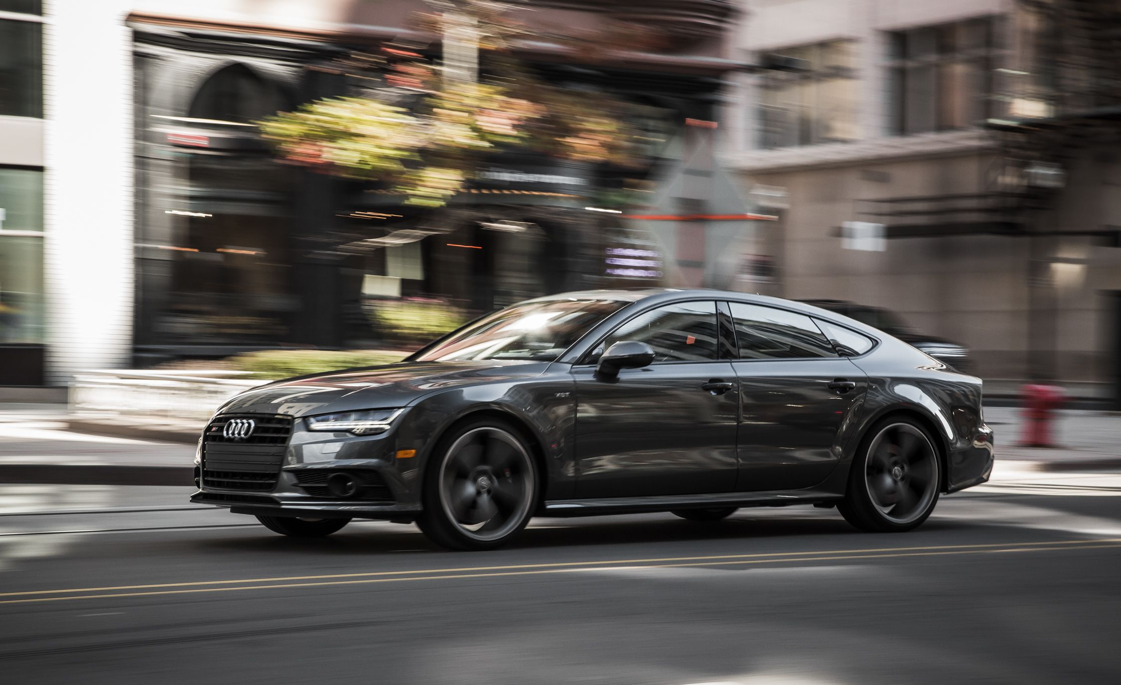 מתוחכם 2018 Audi S7 Reviews | Audi S7 Price, Photos, and Specs | Car and QU-52