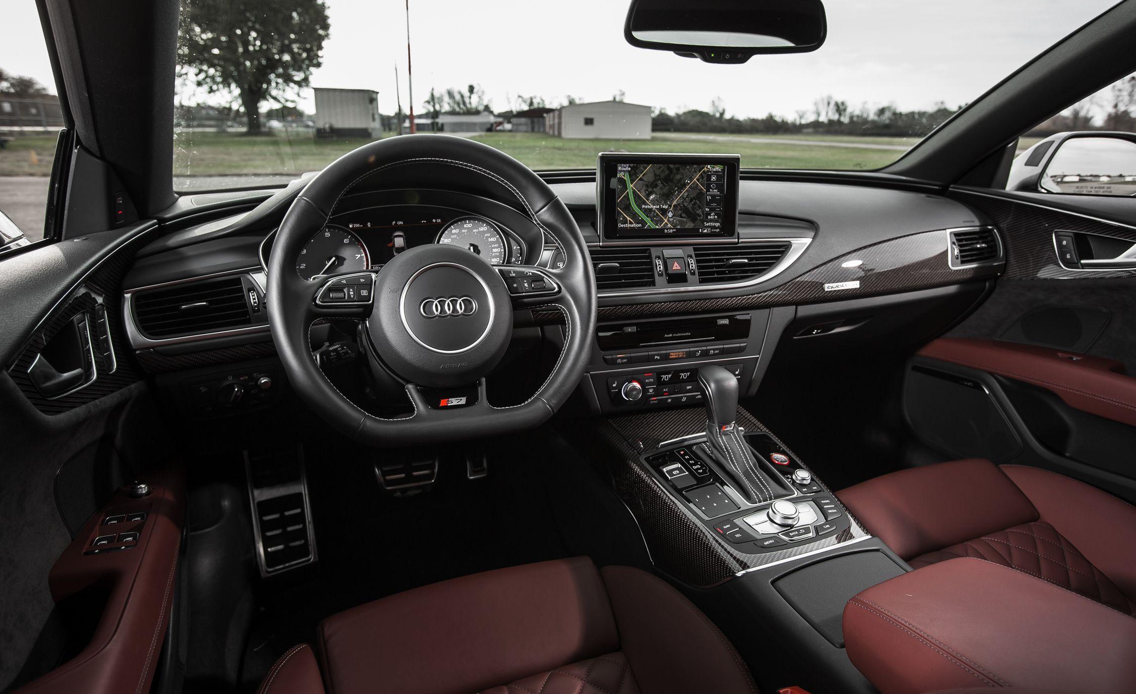 Audi s7 0-60