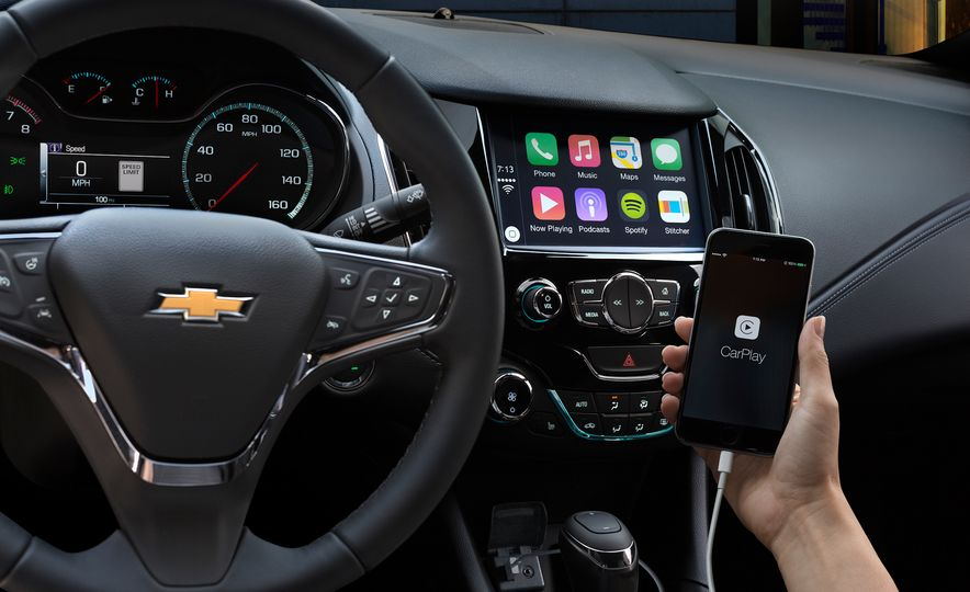 2016 Chevrolet Cruze - Slide 10