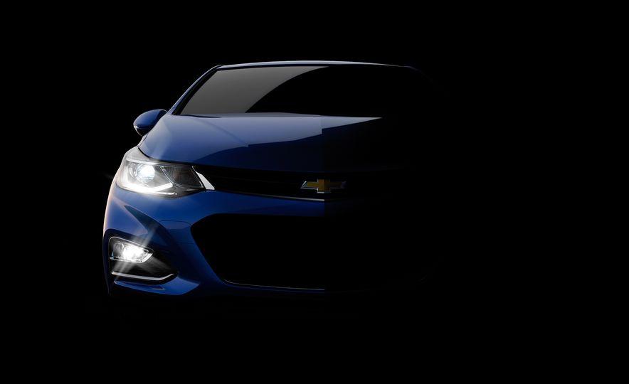 2016 Chevrolet Cruze - Slide 13