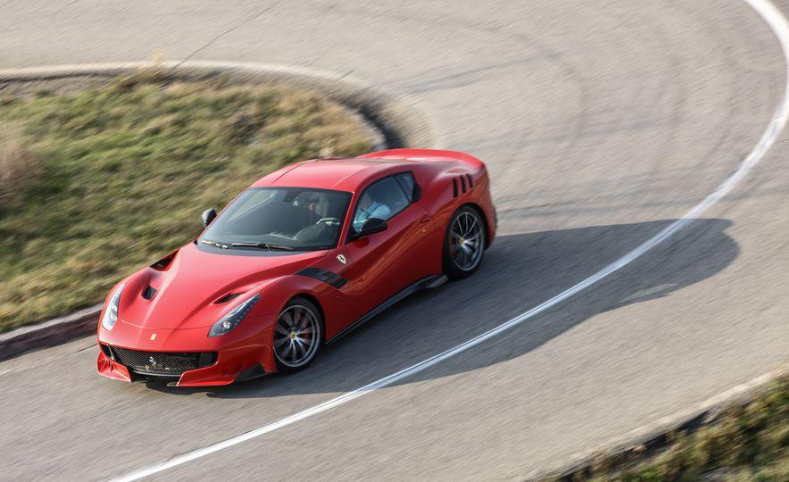 2016 Ferrari F12tdf - Slide 8