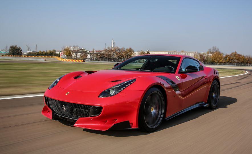 2016 Ferrari F12tdf - Slide 23