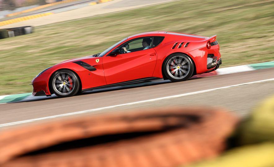 2016 Ferrari F12tdf - Slide 25