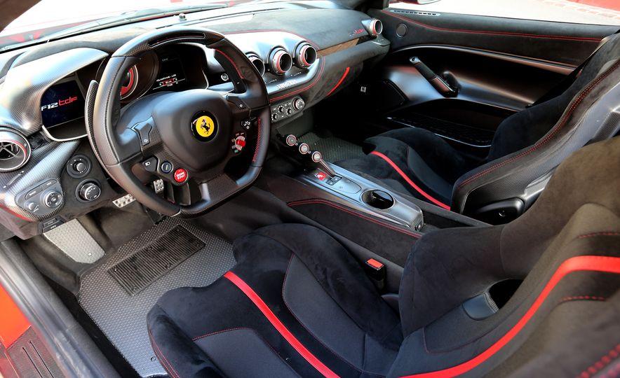 2016 Ferrari F12tdf - Slide 45