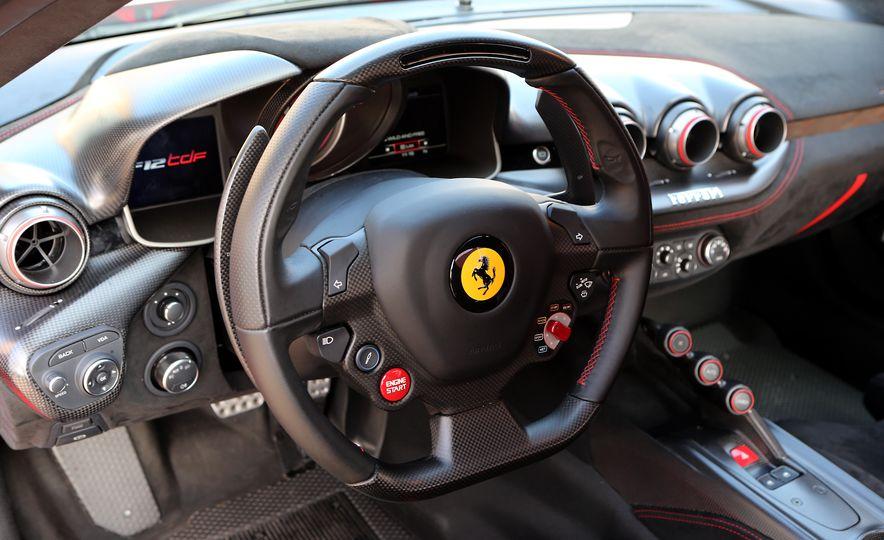 2016 Ferrari F12tdf - Slide 47