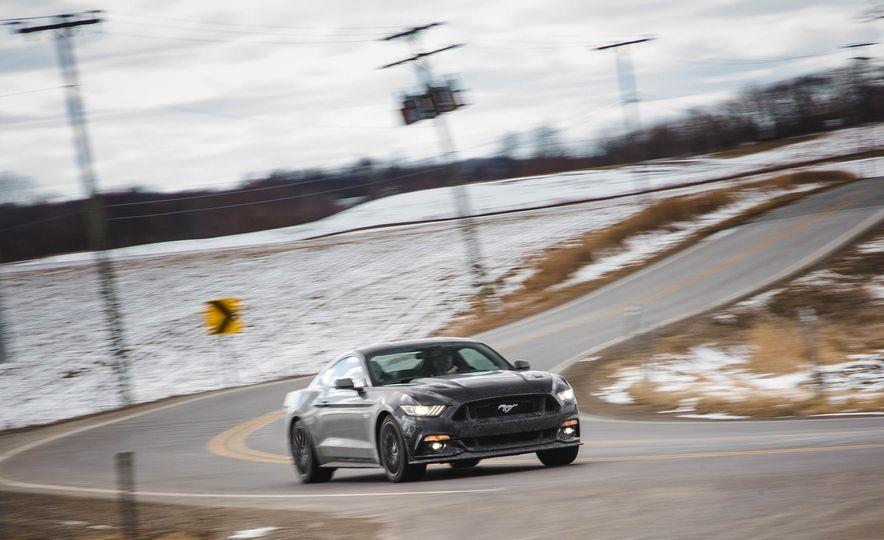 2016 Ford Mustang GT - Slide 68