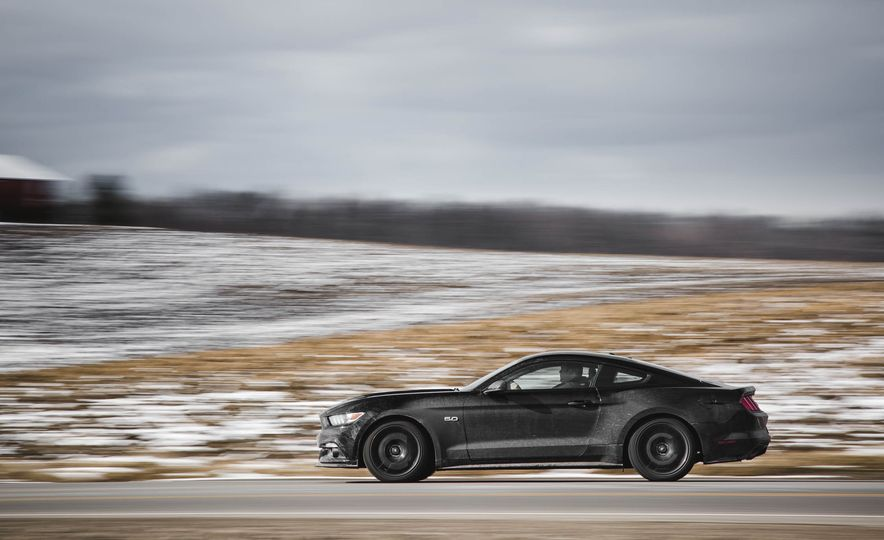 2016 Ford Mustang GT - Slide 70