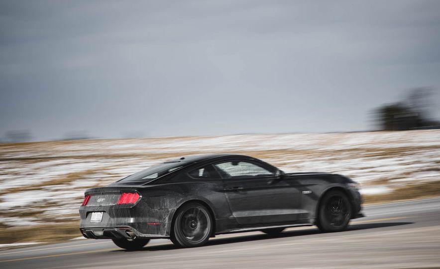 2016 Ford Mustang GT - Slide 72