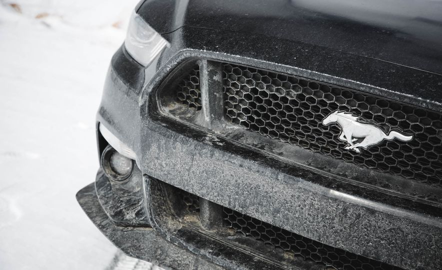 2016 Ford Mustang GT - Slide 79
