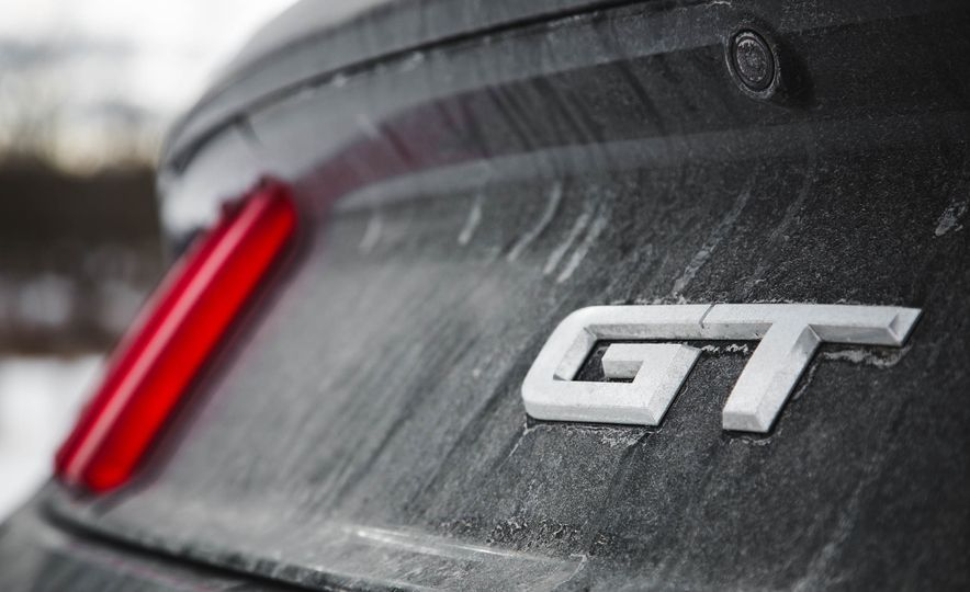2016 Ford Mustang GT - Slide 85
