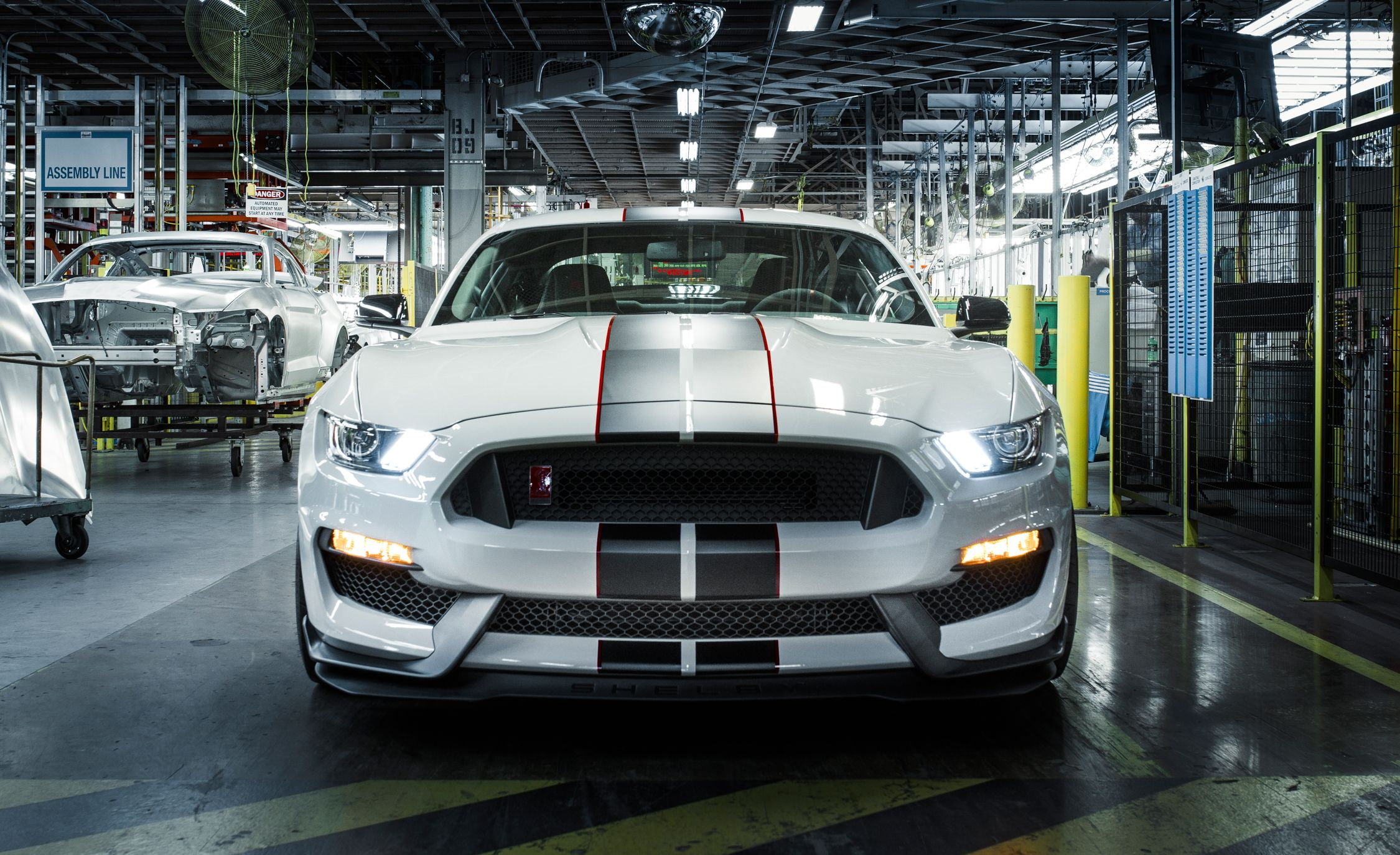 2016 10best cars ford mustang shelby gt350 gt350r