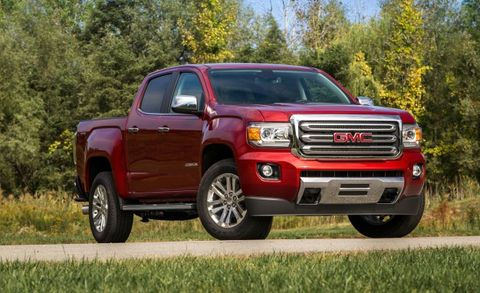 Mpg Revealed For Gm S Colorado Canyon Sel Mid Size Trucks News