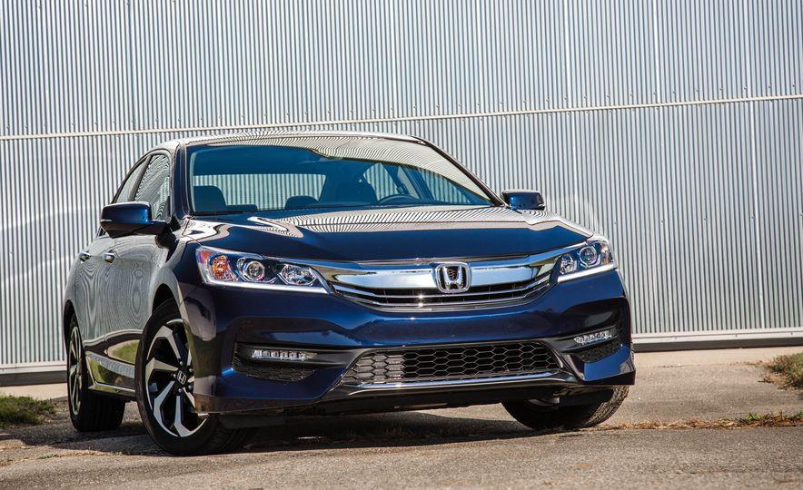 2016 Honda Accord EX - Slide 9