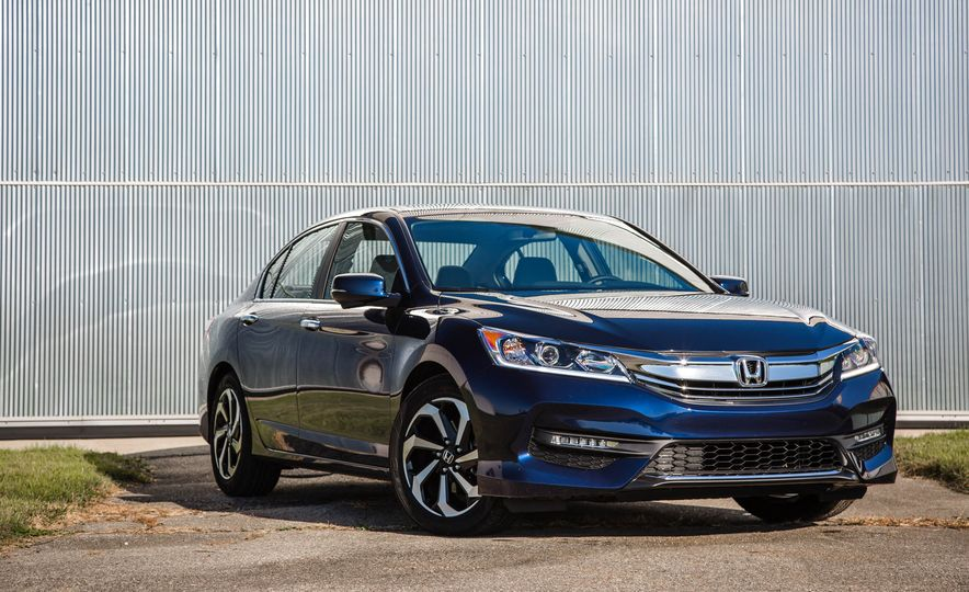 2016 Honda Accord EX - Slide 10
