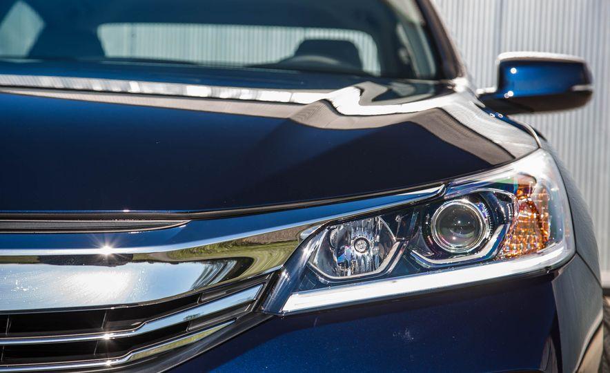 2016 Honda Accord EX - Slide 16