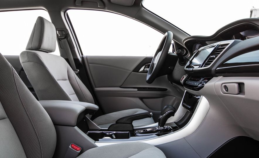 2016 Honda Accord EX - Slide 26