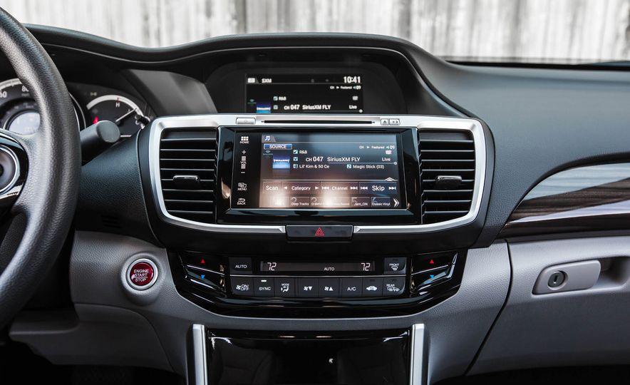 2016 Honda Accord EX - Slide 33