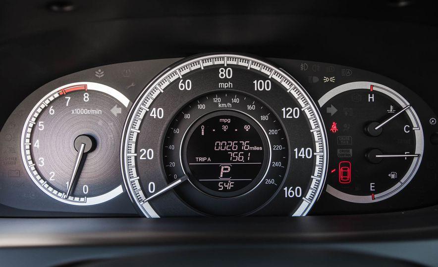 2016 Honda Accord EX - Slide 36