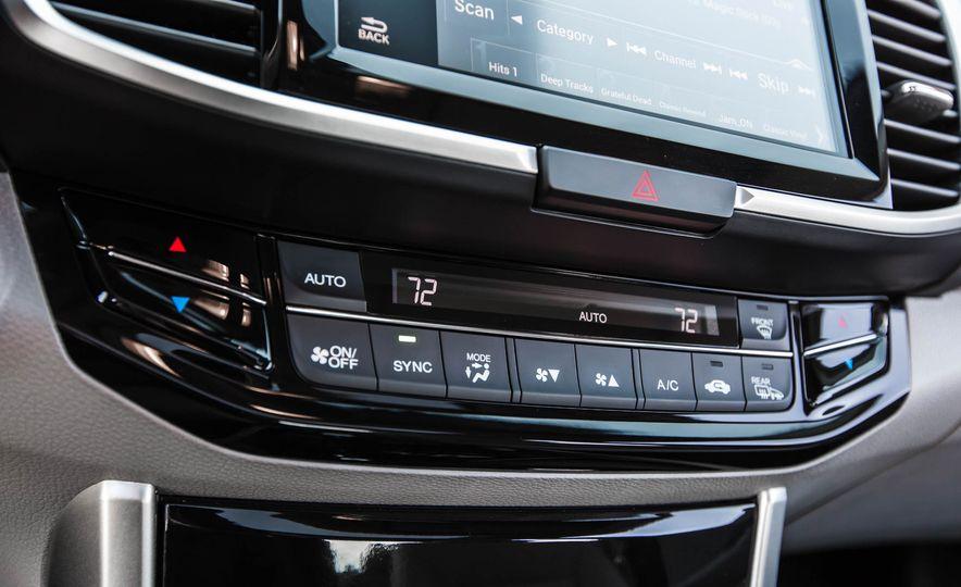 2016 Honda Accord EX - Slide 40