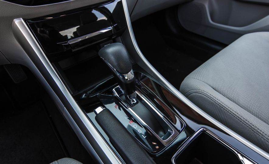 2016 Honda Accord EX - Slide 41