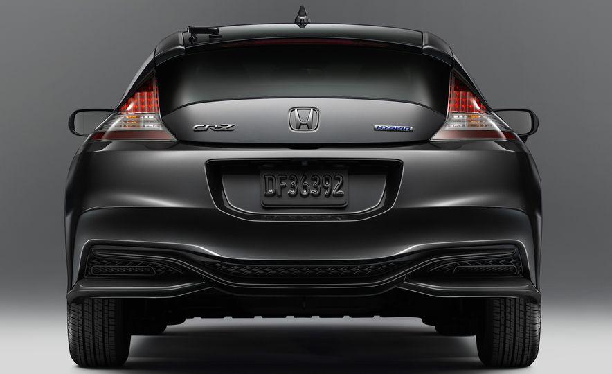 2016 Honda CR-Z - Slide 9