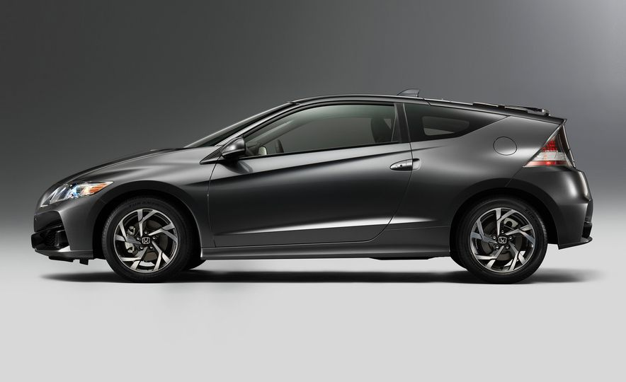 2016 Honda CR-Z - Slide 10