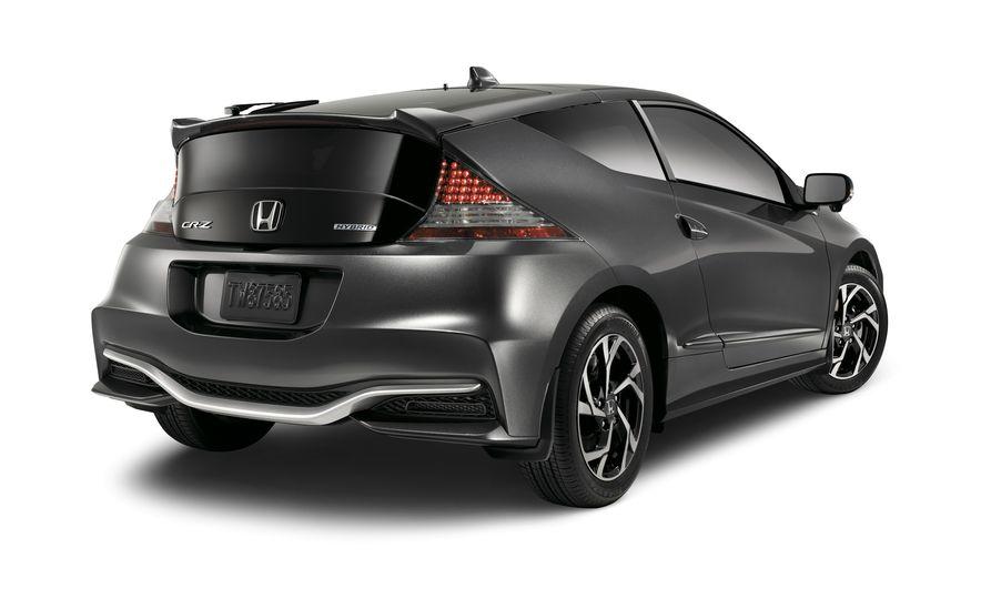 2016 Honda CR-Z - Slide 13