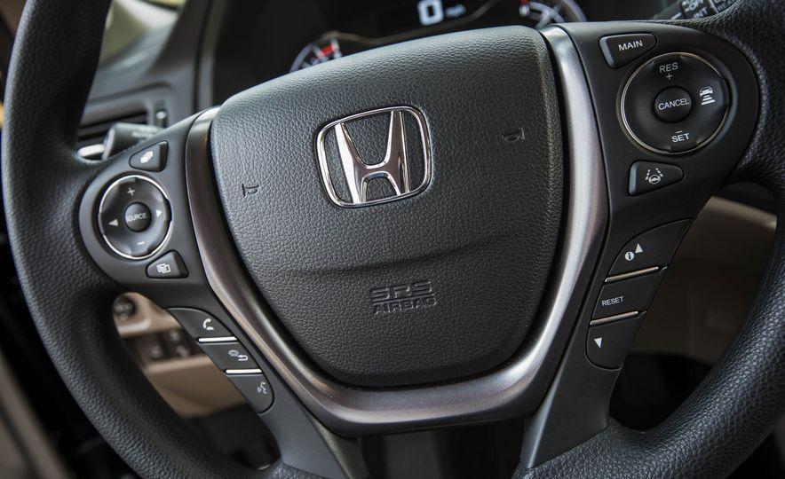 2016 Honda Pilot EX FWD - Slide 37
