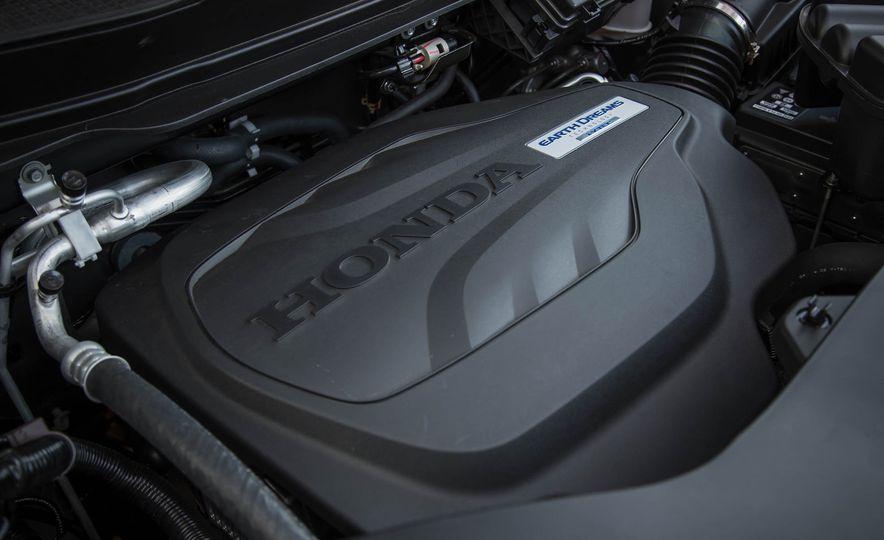 2016 Honda Pilot EX FWD - Slide 46