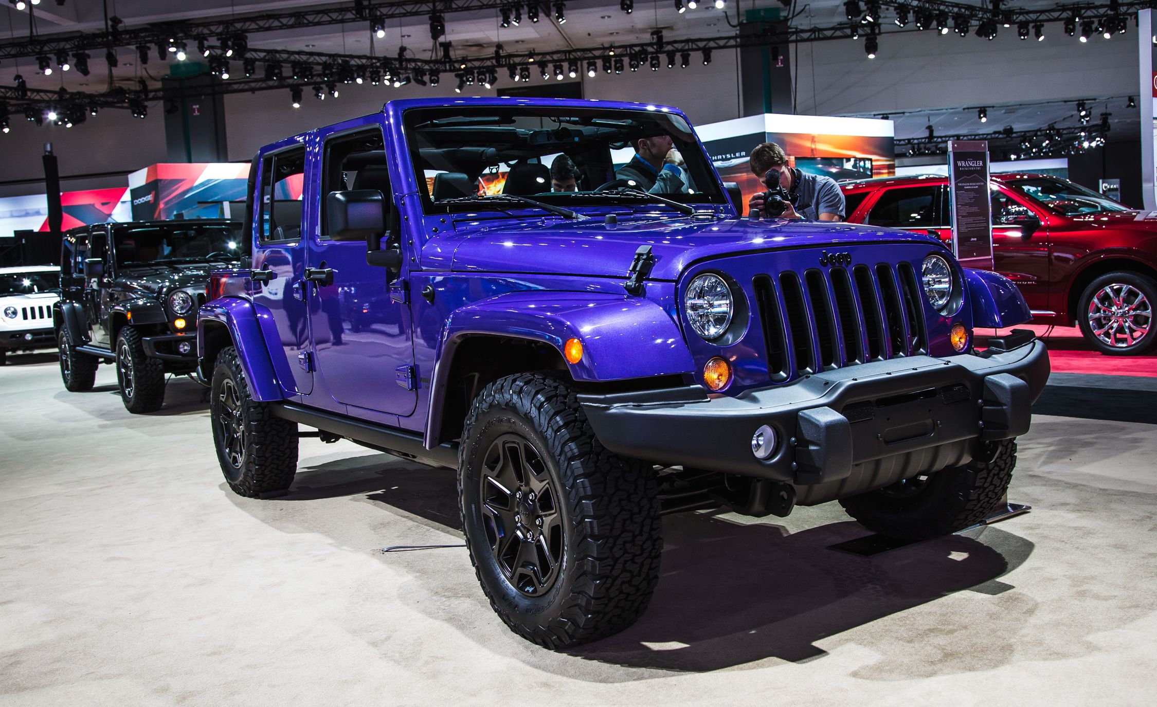 2017 jeep wrangler concept design 2017 - 2016 Jeep Wrangler Unlimited 4 Door Pictures Photo Gallery Car And Driver