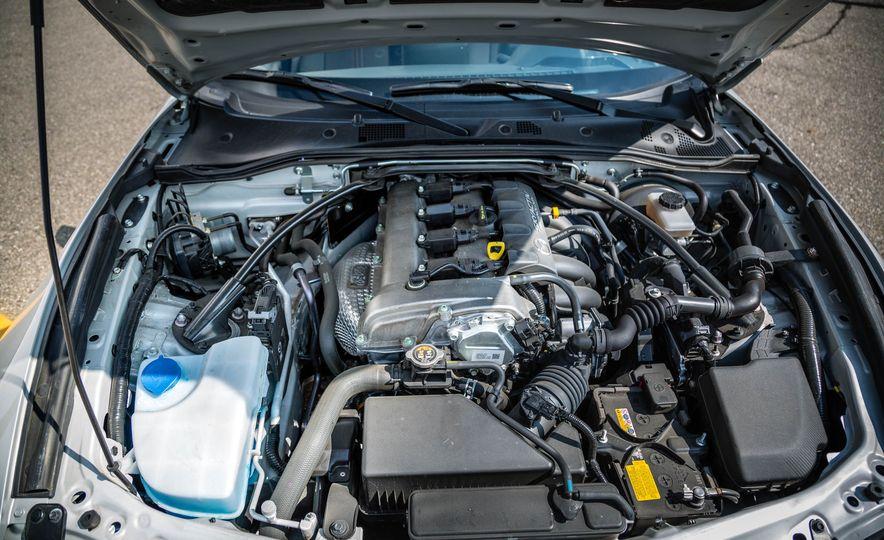 2016 Mazda MX-5 Miata - Slide 89