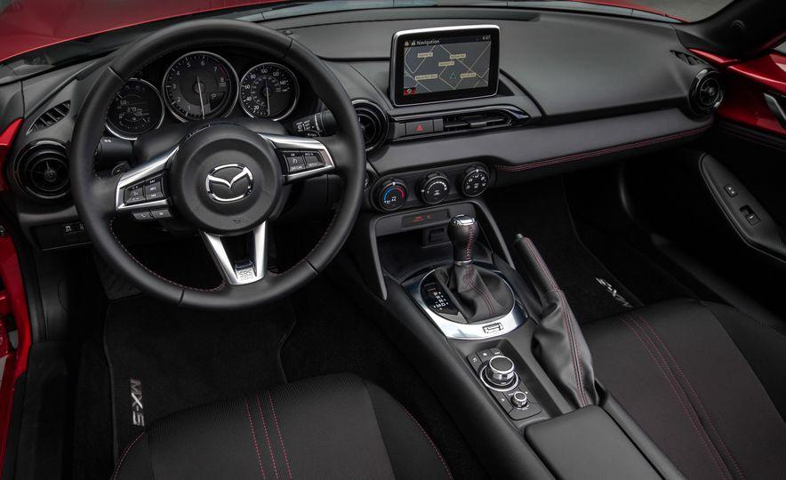 2016 Mazda MX-5 Miata - Slide 15