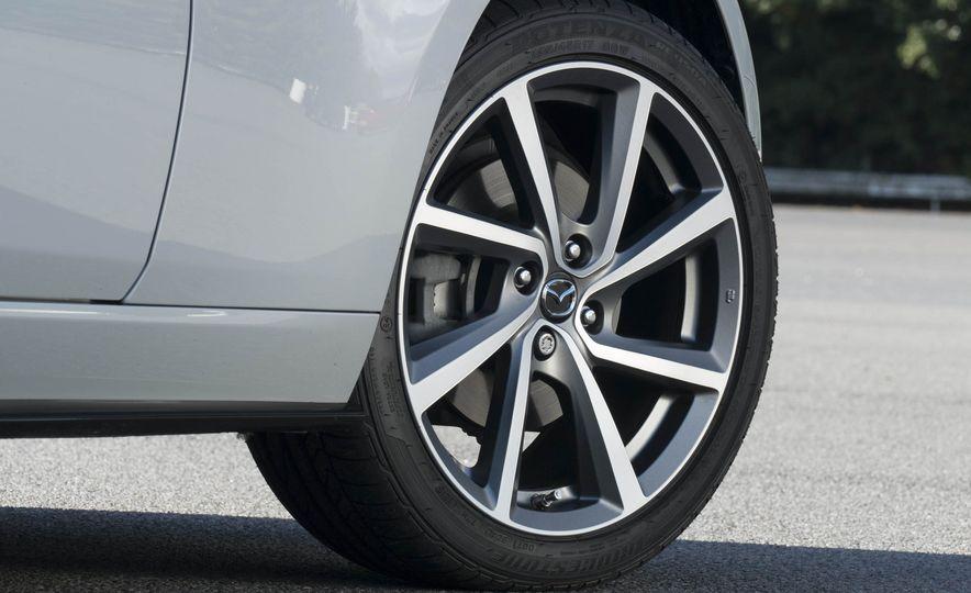 2016 Mazda MX-5 Miata Sport Recaro Limited Edition - Slide 9