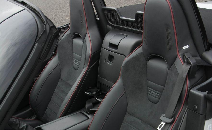 2016 Mazda MX-5 Miata Sport Recaro Limited Edition - Slide 15