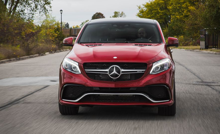 2016 Mercedes-AMG GLE63 S coupe 4MATIC - Slide 3