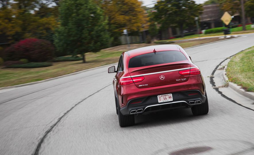 2016 Mercedes-AMG GLE63 S coupe 4MATIC - Slide 7