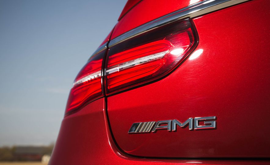 2016 Mercedes-AMG GLE63 S coupe 4MATIC - Slide 18