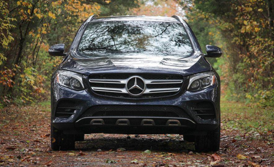 2016 Mercedes-Benz GLC300s - Slide 16