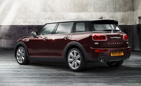 Report: All-Wheel Drive Coming to New Mini Clubman