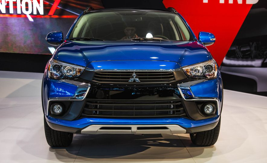 2016 mitsubishi outlander sport image image image - Mitsubishi Outlander Sport 2016