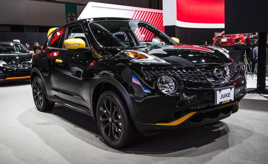 2016 Nissan Juke Stinger Edition by Color Studio - Slide 2