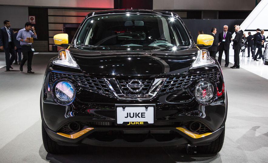 2016 Nissan Juke Stinger Edition by Color Studio - Slide 3