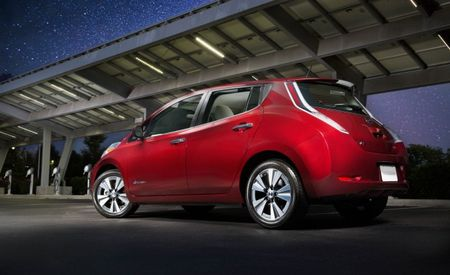 Nissan Blocking Leaf Smartphone App Due to Security Flaw