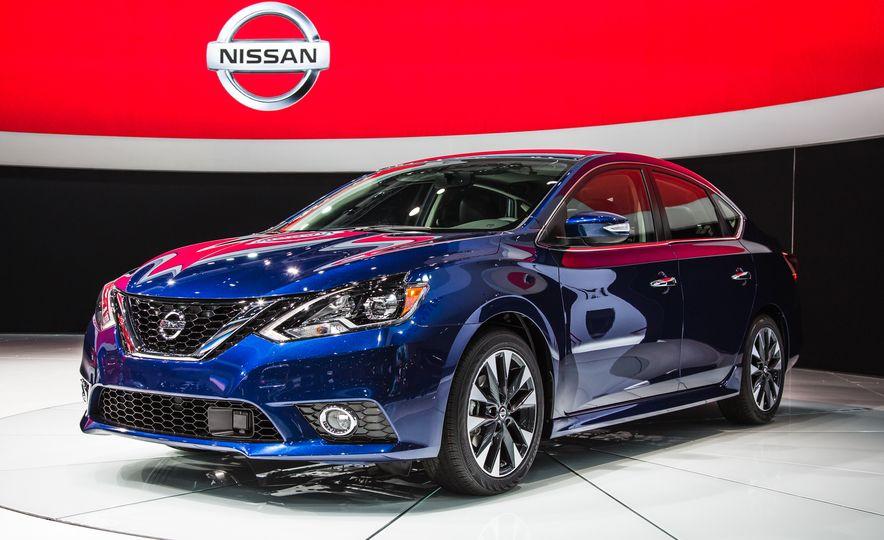 2016 Nissan Sentra - Slide 1
