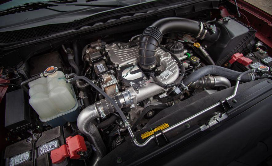 2016 Nissan Titan XD - Slide 22