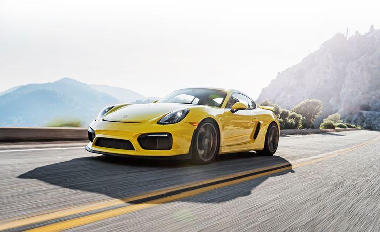 2016 Porsche Cayman GT4 – Instrumented Test