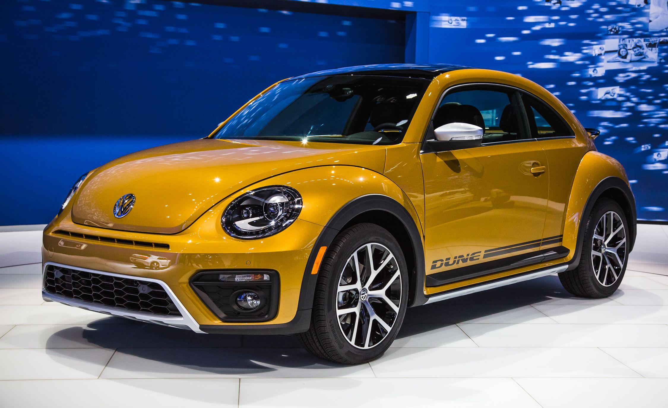 New car colors 2016 - 2016 Volkswagen Beetle Dune