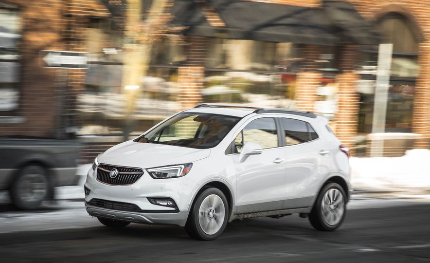 Every Subcompact Crossover SUV Ranked from Worst to Best - Slide 10