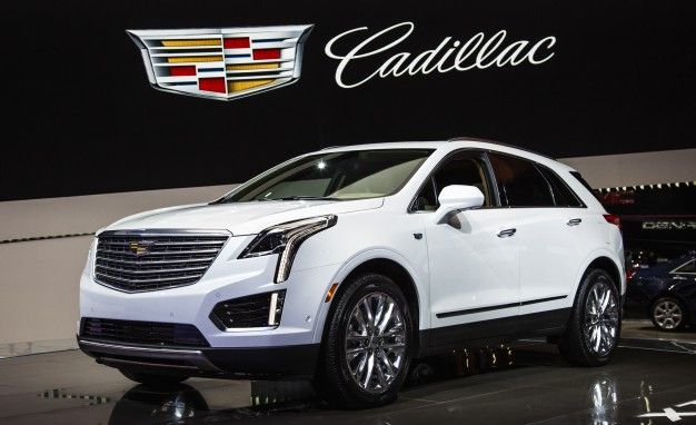 2017 Cadillac XT5 First Drive | Review | Car and Driver