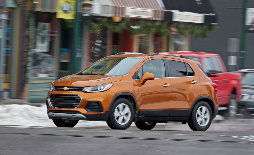 Every Subcompact Crossover SUV Ranked from Worst to Best - Slide 3